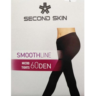 Second Skin Καλσόν 60 Den - Αδιάφανο