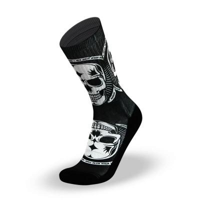 Lithe Badass Black (LIthe X Northern Spirit) - CrossFit Socks