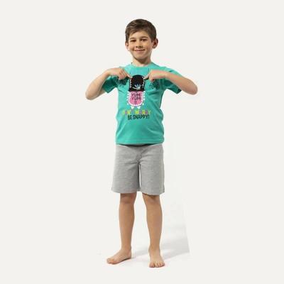 Lenny Sky Kids Παιδική Αγορ. Σετ Πυτζάμα