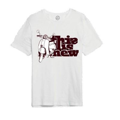 John Frank Men's T-Shirt Ride