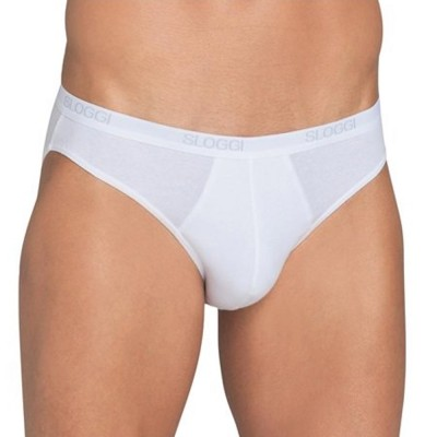 Sloggi men Basic Mini - Λευκό