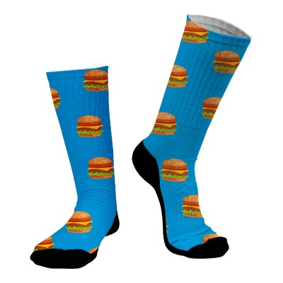 DO YOU DARE SOCKS - Trofolagnia - Burgers