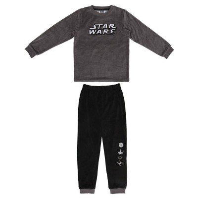 Star Wars - Παιδική Πυτζάμα Unisex Βελουτέ