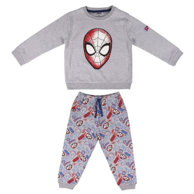 Marvel Official - Πυζάμα Παιδική για Αγόρι Spiderman