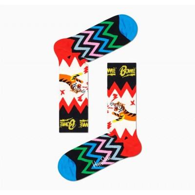 Happy Socks - David Bowie - Electric Tiger Sock