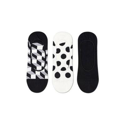 Happy Socks - 3-Pack Filled Dot Liner Socks