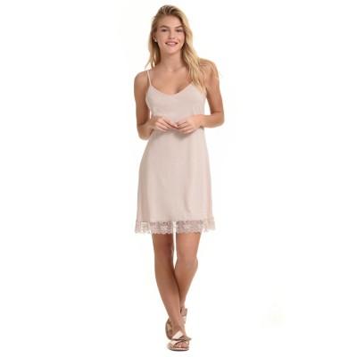 Miss Rosy Νυχτικό Camisole Nougat