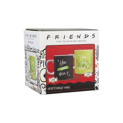 Friends Heat Change Mug - How You Doin