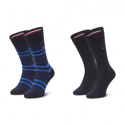 Tommy Hilfiger - TH Men Duo Stripe Sock 2P