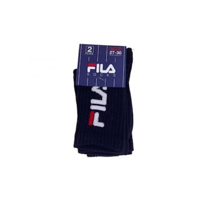 FILA Socks - Παιδική Κάλτσα Junior Unique Tennis Socks - Σετ με 2 Ζεύγη