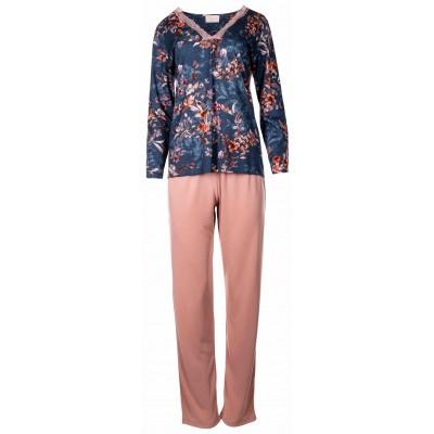 Pink Label - Γυναικεία Πυτζάμα - Lovely Blossom